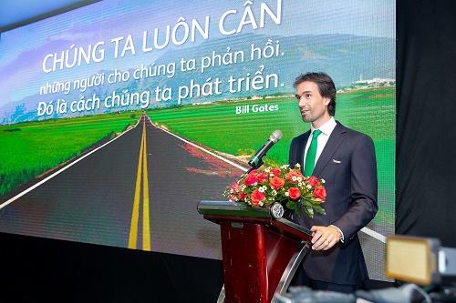 Heineken Việt Nam hướng tới 2025: Sử dụng 100% năng lượng tái tạo, 0% chất thải chôn lấp
