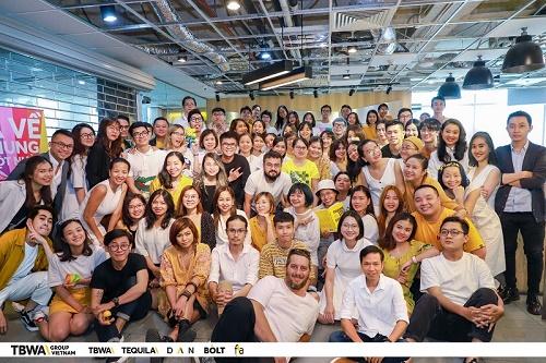 f\adigital chính thức gia nhập TBWA\ Group Việt Nam, TBWA\ Group Việt Nam bổ nhiệm bà Nguyễn Lưu Nhật Tân giữ chức vụ CEO