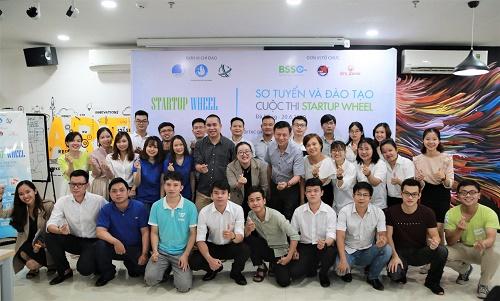 Startup Wheel 2020 đã thu hút sự tham gia của hơn 1.900 dự án khởi nghiệp Việt Nam và Quốc tế từ 20 quốc gia của 5 châu lục trên thế giới