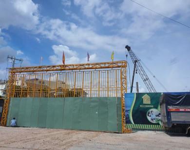 """Đóng 95% giá trị hợp đồng, khách hàng """"thiệt kép"""" tại dự án Tecco Home An Phú?"""
