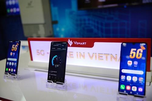 Vsmart Aris 5G: Smartphone 5G đầu tiên sản xuất tại Việt Nam