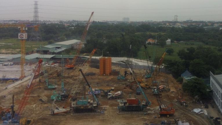 Bình Dương: Thi công dự án không phép, Công ty CP Địa ốc Sài Gòn-KL bị phạt