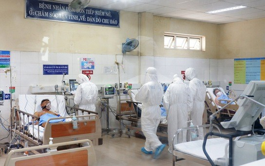 5 ca mắc mới Covid-19, Việt Nam có 789 bệnh nhân, 333 ca liên quan tới Đà Nẵng