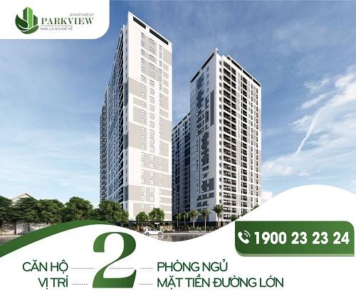 ParkView Apartment thổi làn gió mới vào thị trường BĐS Bình Dương