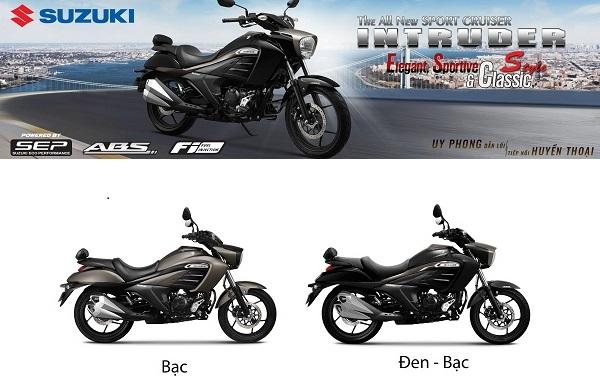 Chính thức ra mắt Suzuki Intruder150 – Biểu tượng mới cho quý ông thời thượng
