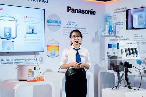 Nâng cao chất lượng cuộc sống với bộ giải pháp sức khỏe toàn diện đến từ Panasonic