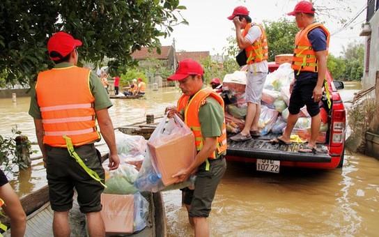 Thủ tướng chỉ đạo sửa Nghị định về vận động quyên góp, cứu trợ