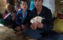Phát hiện 10 triệu đồng từ áo quần cũ được tặng, người đàn ông nghèo ở Quảng Trị làm gì?