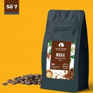 Milan Coffee giới thiệu sản phẩm cà phê Moka thượng hạng
