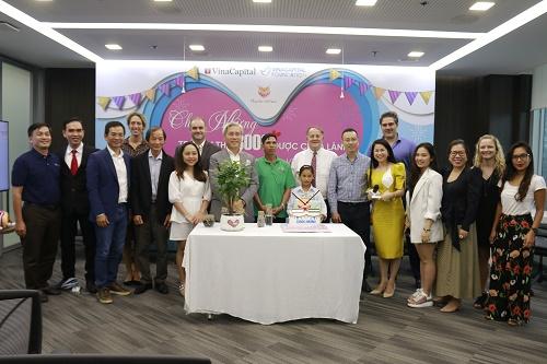 VinaCapital Foundation với hành trình 14 năm kỳ diệu chữa lành cho 8000 em nhỏ mắc bệnh tim bẩm sinh