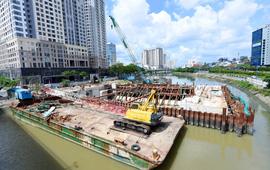 Trung Nam Group đã rót bao nhiêu tiền vào dự án chống ngập chục nghìn tỷ tại TP HCM?