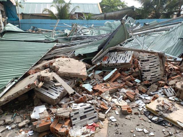 Người dân khổ vì Quyết định cưỡng chế công trình xây dựng của UBND Quận 8