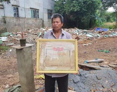 Đồng Nai: Chính quyền phường Trảng Dài tự ý phá dỡ nhà tình thương của dân!