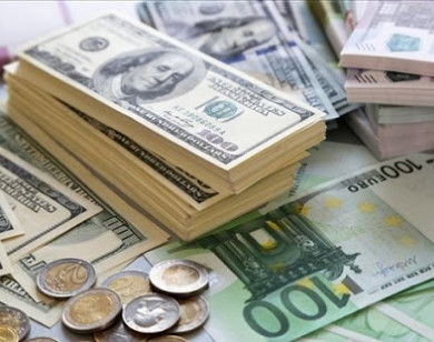 Tỷ giá ngoại tệ hôm nay 24/12: USD tiếp tục giảm