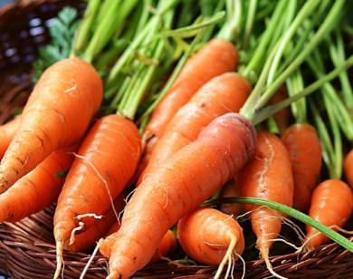 Lợi ích tuyệt vời của cà rốt với sức khỏe nam giới