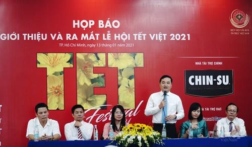 Lễ hội Tết Việt 2021 với nhiều hoạt động vui chơi hấp dẫn