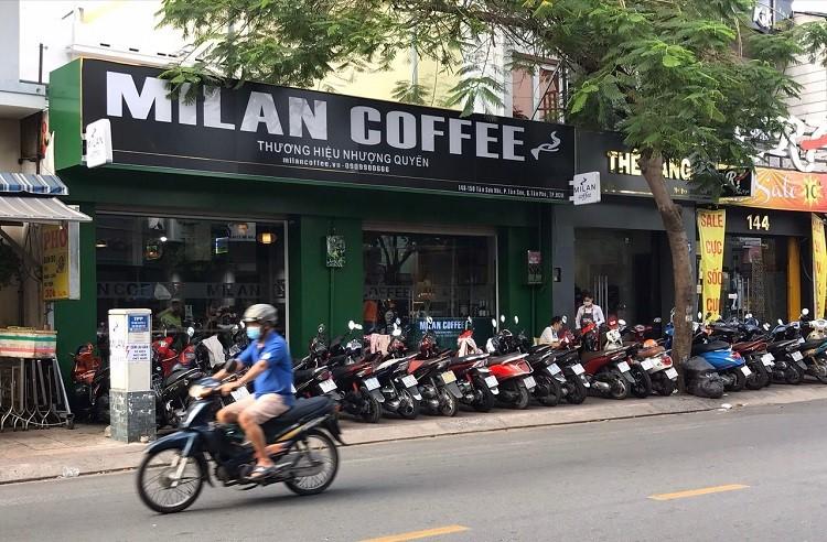 MiLan coffee nhượng quyền thương hiệu phân khúc cao cấp