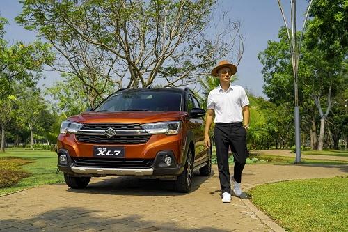 Lấy cảm hứng từ Suzuki XL7, Hoàng Bách sẵn sàng cho khởi đầu mới