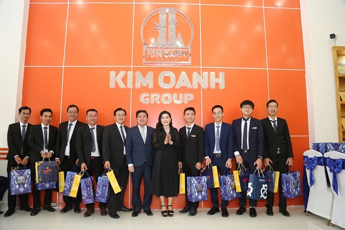 Vượt bão thành công, Kim Oanh Group vững tin vươn tầm trong năm 2021