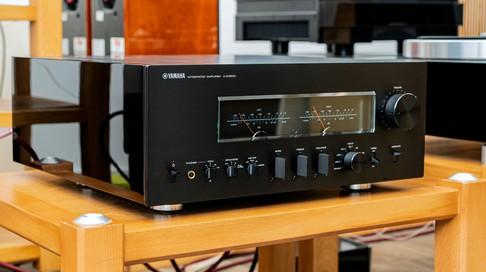 Yamaha A-S3200 – Siêu ampli tích hợp, phô diễn nhuần nhuyễn chất mộc, chinh phục được loa lớn