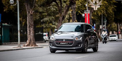 Chọn mua xe ô tô đầu năm? 4 lý do để chốt hạ ngay một chiếc Suzuki