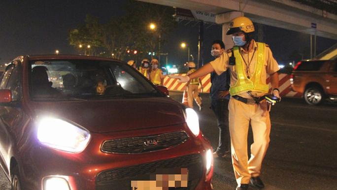 Tai nạn giao thông ở TP HCM giảm mạnh trong 7 ngày Tết