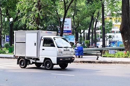 Xe tải nhẹ - Ý tưởng khởi nghiệp giữa đại dịch