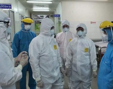 Covid-19 sáng ngày 16/03/2021: Thêm 2 ca mắc mới, Việt Nam có 2.559 ca bệnh