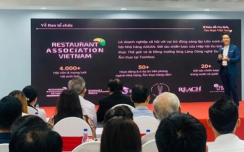 """TPHCM: Công bố dự án """" Bản đồ Du lịch Ẩm thực Việt Nam"""""""