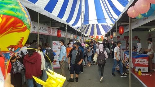 Lễ hội Nhật – Việt năm 2021 quy tụ hơn 100 gian hàng