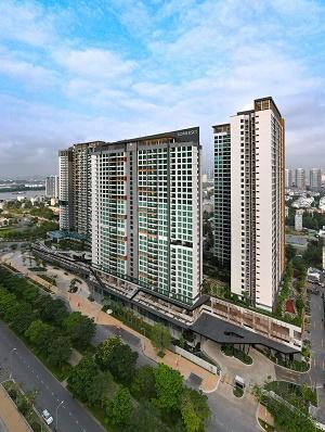 Ascott chính thức ra mắt tòa nhà căn hộ dịch vụ Somerset Feliz Ho Chi Minh City tại dự án Feliz en Vista