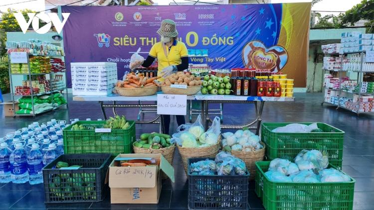 Tấm lòng người Thành phố Hồ Chí Minh