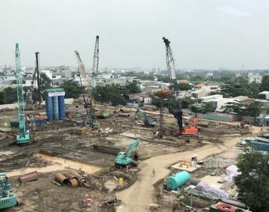 TP Hồ Chí Minh: Giá vật liệu xây dựng biến động, hàng loạt dự án bất động sản chậm tiến độ