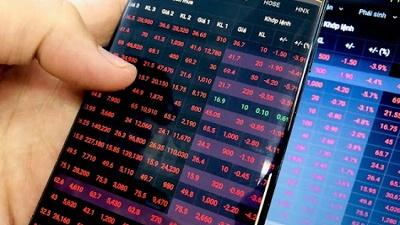 Thị trường chứng khoán vẫn duy trì ở mức giảm trong ngắn hạn