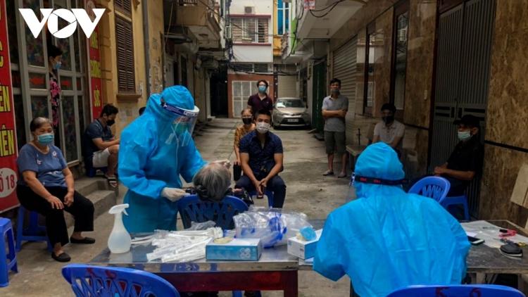 3 F1 tại Hà Nội xác định dương tính sau 15 ngày cách ly