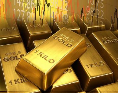 Giá vàng ngày 24/9/2021: Tiếp tục lao dốc không phanh