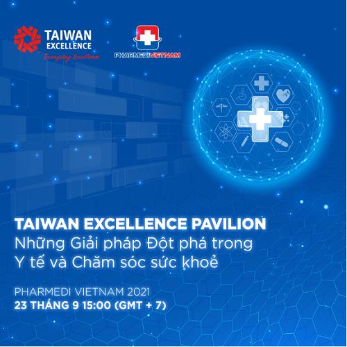 Cùng chăm sóc sức khoẻ với những giải pháp đột phá đến từ Đài Loan
