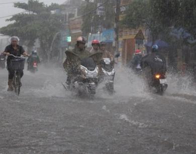 Bão số 6 suy yếu thành vùng áp thấp, nhiều nơi tiếp tục mưa to